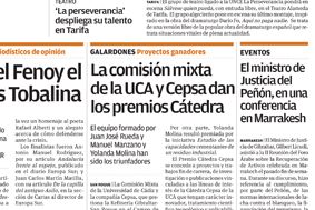 Entrega de Premios Cátedra Cepsa 2013 (Viva Campo Gib.)