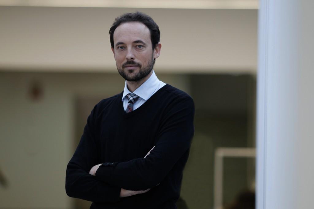 David Sales, nuevo director de la Cátedra Fundación Cepsa de la Universidad de Cádiz