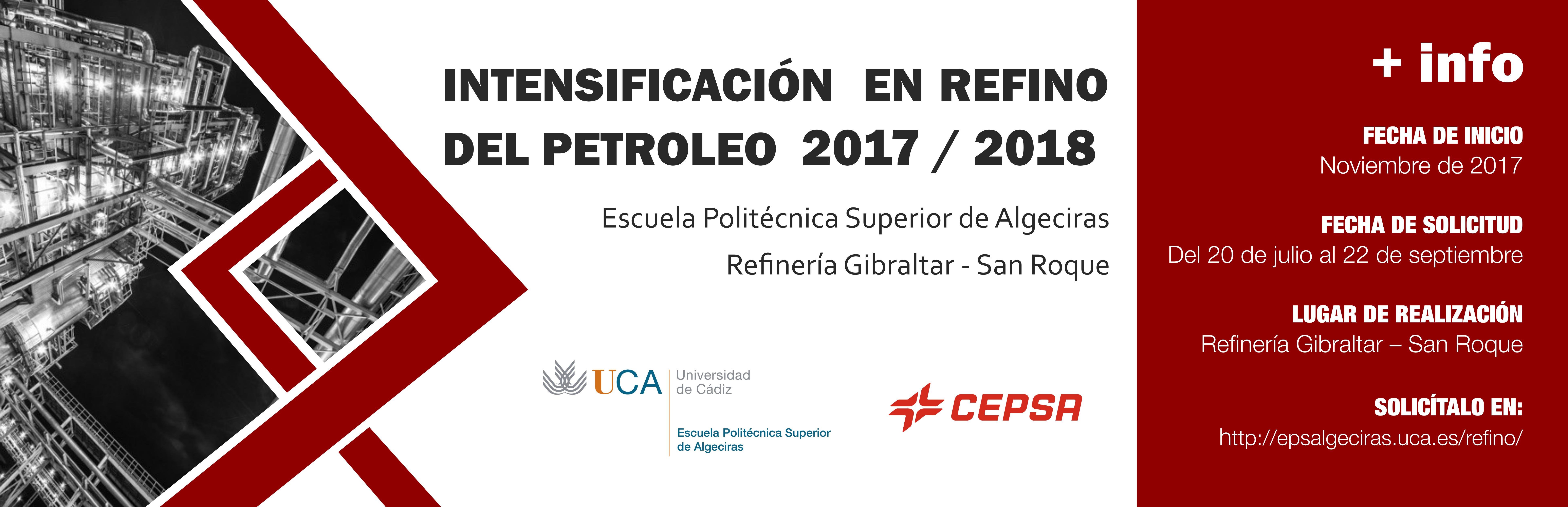 Intensificación en refino del petróleo
