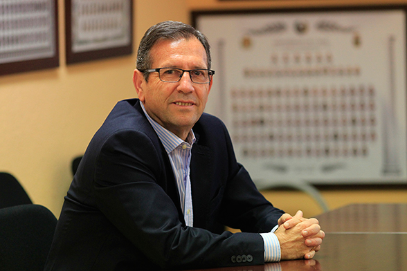El profesor Francisco Trujillo, nuevo director de la Cátedra Fundación Cepsa UCA