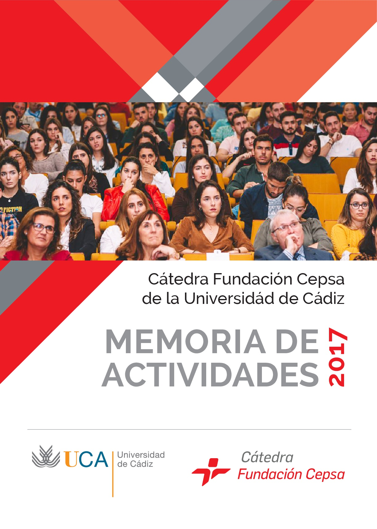 Memoria Cátedra Cepsa 2017