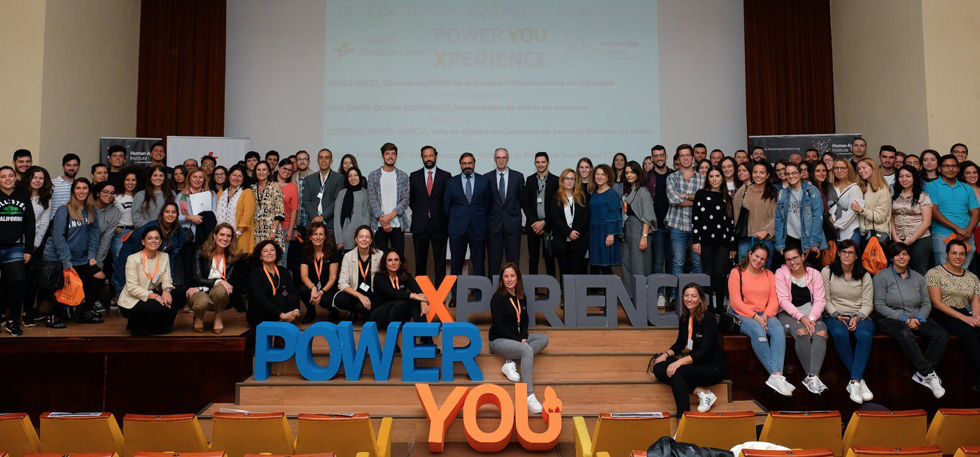 La Facultad de Enfermería de Algeciras acoge el 24 de octubre una nueva edición del PowerYou Xperience