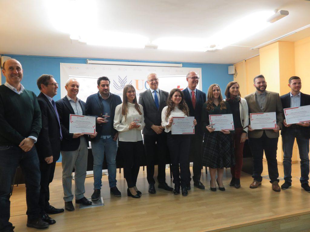 La Cátedra Fundación Cepsa entrega sus premios a las cinco investigaciones ganadoras