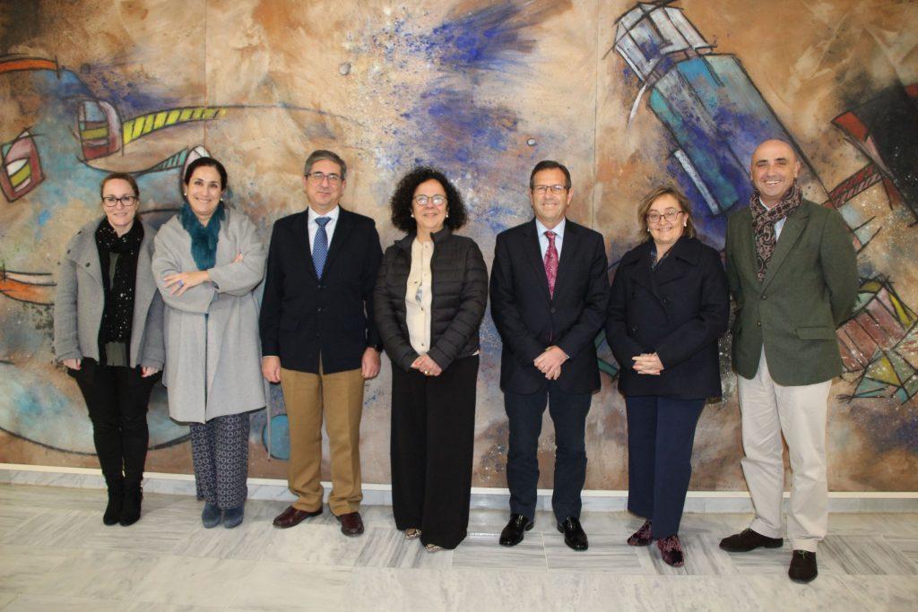 Las Cátedras Fundación Cepsa de Andalucía y Canarias comparten objetivos en Sevilla