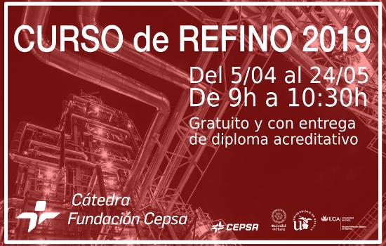 La Cátedra Fundación Cepsa organiza la octava edición de los seminarios sobre refino de petróleo