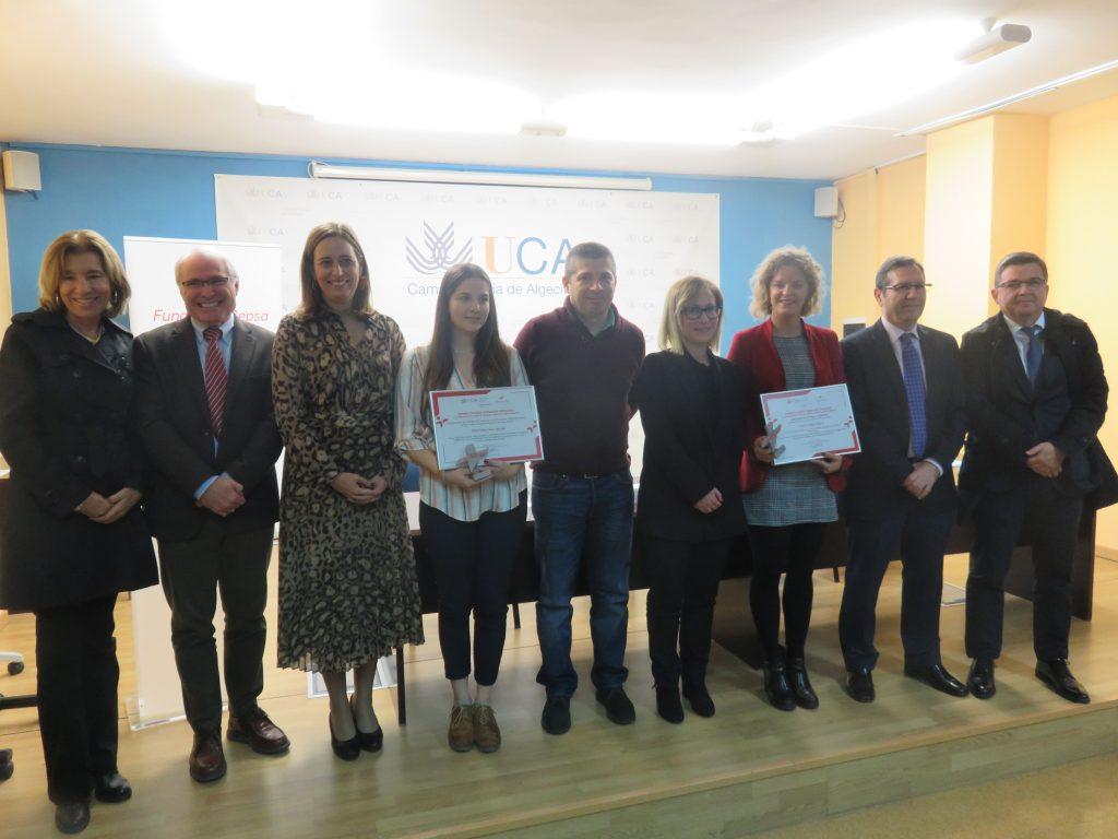 La Cátedra Fundación Cepsa entrega sus premios 2019 de investigación científica